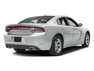 White Knuckle Clearcoat 2017 Dodge Charger Pictures Charger Sedan 4D SXT AWD V6 photos rear view