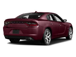 Octane Red Pearlcoat 2017 Dodge Charger Pictures Charger Sedan 4D R/T V8 photos rear view