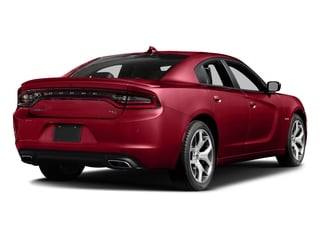 Redline Red Tricoat Pearl 2017 Dodge Charger Pictures Charger Sedan 4D R/T V8 photos rear view