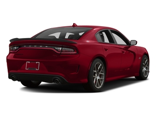 Redline Red Tricoat Pearl 2017 Dodge Charger Pictures Charger Daytona 392 RWD photos rear view