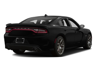 Pitch Black Clearcoat 2017 Dodge Charger Pictures Charger Daytona 392 RWD photos rear view