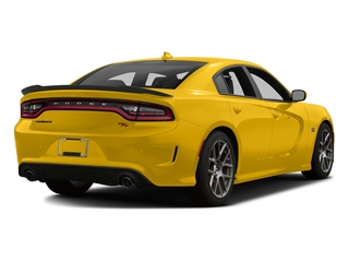 Yellow Jacket Clearcoat 2017 Dodge Charger Pictures Charger Daytona 392 RWD photos rear view