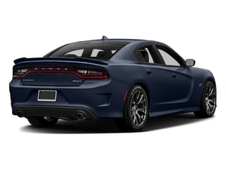 Contusion Blue Pearlcoat 2017 Dodge Charger Pictures Charger Sedan 4D SRT 392 V8 photos rear view
