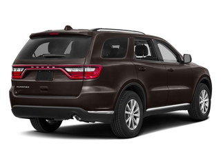 Bomber Brown Pearlcoat 2017 Dodge Durango Pictures Durango Utility 4D SXT AWD V6 photos rear view