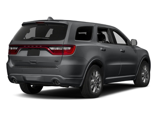 Granite Metallic Clearcoat 2017 Dodge Durango Pictures Durango Utility 4D R/T AWD V8 photos rear view