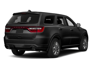 DB Black Crystal Clearcoat 2017 Dodge Durango Pictures Durango Utility 4D R/T AWD V8 photos rear view