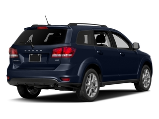 Contusion Blue Pearlcoat 2017 Dodge Journey Pictures Journey Utility 4D SXT AWD V6 photos rear view