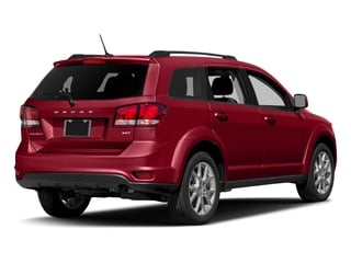 Redline 2 Coat Pearl 2017 Dodge Journey Pictures Journey Utility 4D SXT AWD V6 photos rear view