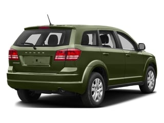 Verde Oliva (Olive Green) 2017 Dodge Journey Pictures Journey Utility 4D SE AWD V6 photos rear view