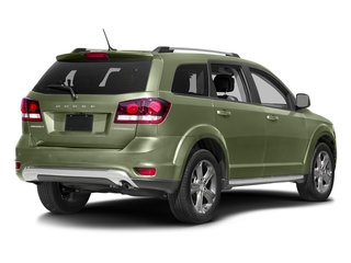 Verde Oliva (Olive Green) 2017 Dodge Journey Pictures Journey Utility 4D Crossroad AWD V6 photos rear view