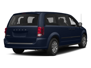 Contusion Blue Pearlcoat 2017 Dodge Grand Caravan Pictures Grand Caravan Grand Caravan SE V6 photos rear view