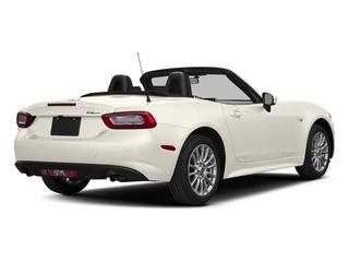 Bianco Gelato White 2017 FIAT 124 Spider Pictures 124 Spider Convertible 2D Classica I4 Turbo photos rear view