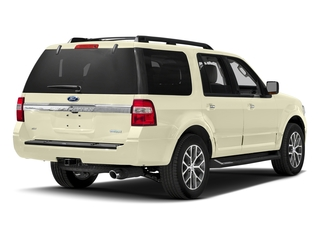 White Gold 2017 Ford Expedition Pictures Expedition Utility 4D XLT 4WD V6 Turbo photos rear view