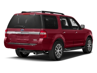 Ruby Red Metallic Tinted Clearcoat 2017 Ford Expedition Pictures Expedition Utility 4D XLT 4WD V6 Turbo photos rear view