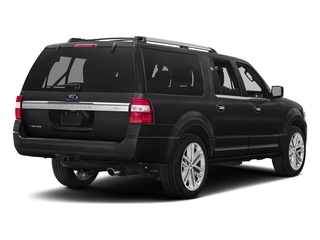 Shadow Black 2017 Ford Expedition EL Pictures Expedition EL Utility 4D Limited 2WD V6 Turbo photos rear view