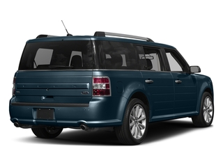 Blue Jeans Metallic 2017 Ford Flex Pictures Flex Wagon 4D Limited AWD photos rear view