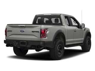 Avalanche 2017 Ford F-150 Pictures F-150 SuperCab Raptor 4WD photos rear view