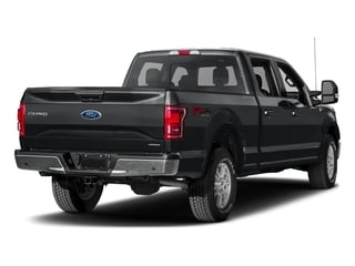 Lithium Gray 2017 Ford F-150 Pictures F-150 Crew Cab Lariat 4WD photos rear view