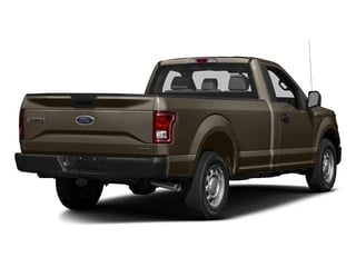 Caribou Metallic 2017 Ford F-150 Pictures F-150 Regular Cab XL 4WD photos rear view