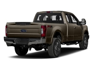 Caribou Metallic 2017 Ford Super Duty F-350 SRW Pictures Super Duty F-350 SRW Supercab Lariat 2WD photos rear view