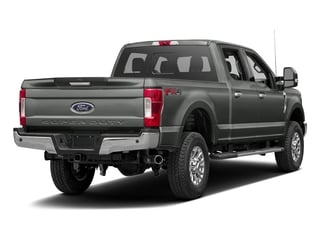 Magnetic Metallic 2017 Ford Super Duty F-350 SRW Pictures Super Duty F-350 SRW Crew Cab XLT 4WD photos rear view