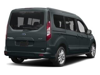 Guard Metallic 2017 Ford Transit Connect Wagon Pictures Transit Connect Wagon Extended Passenger Van XLT photos rear view
