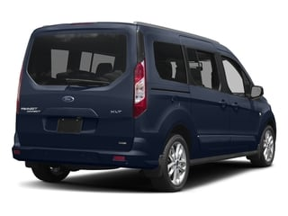 Dark Blue 2017 Ford Transit Connect Wagon Pictures Transit Connect Wagon Extended Passenger Van XLT photos rear view