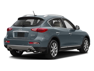 Hagane Blue 2017 INFINITI QX50 Pictures QX50 RWD photos rear view