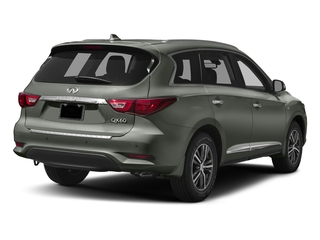Jade Green 2017 INFINITI QX60 Pictures QX60 Utility 4D 2WD V6 photos rear view