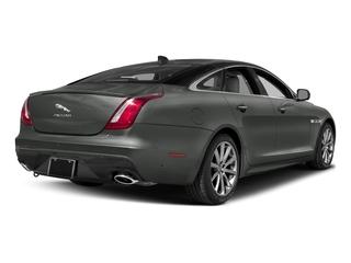 Ammonite Gray Metallic 2017 Jaguar XJ Pictures XJ Sedan 4D V8 Supercharged photos rear view
