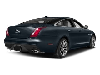 Dark Sapphire Metallic 2017 Jaguar XJ Pictures XJ Sedan 4D V8 Supercharged photos rear view