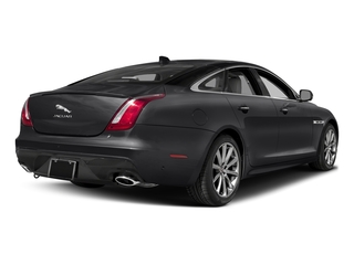 Storm Gray 2017 Jaguar XJ Pictures XJ Sedan 4D V8 Supercharged photos rear view