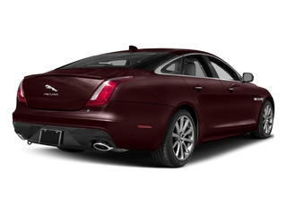 Aurora Red Metallic 2017 Jaguar XJ Pictures XJ Sedan 4D V8 Supercharged photos rear view