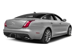 Gallium Silver 2017 Jaguar XJ Pictures XJ Sedan 4D V8 Supercharged photos rear view