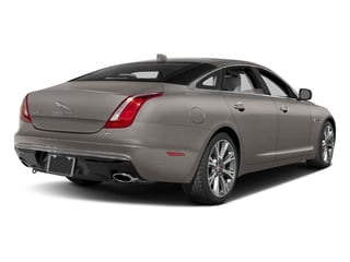 Ingot 2017 Jaguar XJ Pictures XJ XJL Supercharged RWD photos rear view