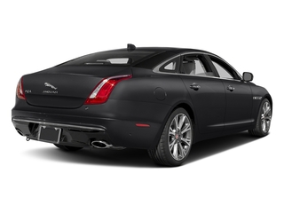 Storm Gray 2017 Jaguar XJ Pictures XJ XJL Supercharged RWD photos rear view