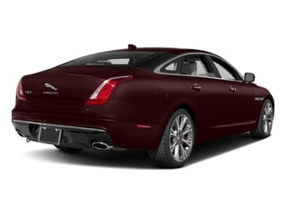 Aurora Red Metallic 2017 Jaguar XJ Pictures XJ XJL Supercharged RWD photos rear view