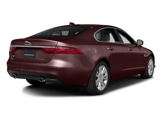 Aurora Red Metallic 2017 Jaguar XF Pictures XF Sedan 4D 35t Premium V6 Supercharged photos rear view