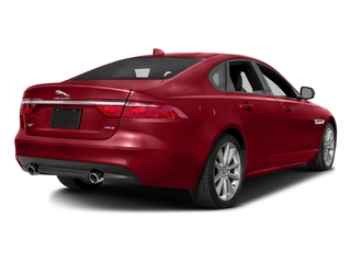 Italian Racing Red Metallic 2017 Jaguar XF Pictures XF Sedan 4D 35t R-Sport V6 Supercharged photos rear view