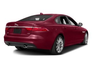 Odyssey Red Metallic 2017 Jaguar XF Pictures XF Sedan 4D 35t R-Sport V6 Supercharged photos rear view