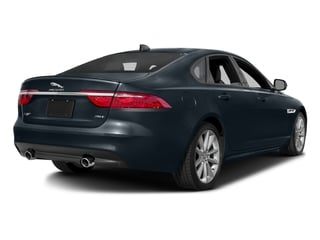 Dark Sapphire Metallic 2017 Jaguar XF Pictures XF Sedan 4D 35t R-Sport V6 Supercharged photos rear view