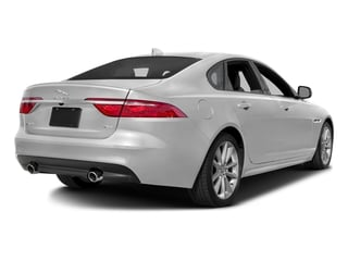 Gallum Silver 2017 Jaguar XF Pictures XF Sedan 4D 35t R-Sport V6 Supercharged photos rear view