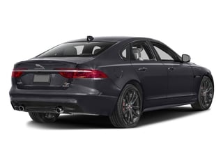 Tempest Gray 2017 Jaguar XF Pictures XF Sedan 4D S AWD V6 Supercharged photos rear view