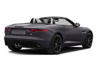 Black Berry 2017 Jaguar F-TYPE Pictures F-TYPE Convertible Manual S photos rear view