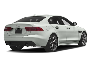 Polaris White 2017 Jaguar XE Pictures XE Sedan 4D 25t I4 Turbo photos rear view