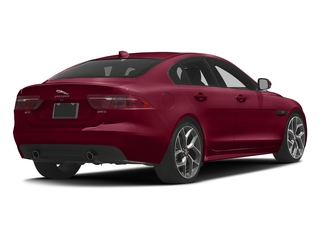 Odyssey Red Metallic 2017 Jaguar XE Pictures XE Sedan 4D 25t I4 Turbo photos rear view