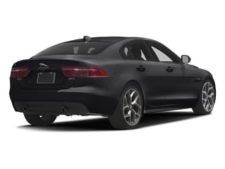 Ebony 2017 Jaguar XE Pictures XE Sedan 4D 25t I4 Turbo photos rear view