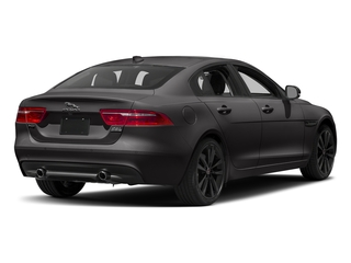 Ammonite Gray Metallic 2017 Jaguar XE Pictures XE Sedan 4D 25t Premium I4 Turbo photos rear view