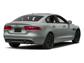 Osmium Metallic 2017 Jaguar XE Pictures XE Sedan 4D 25t Premium I4 Turbo photos rear view