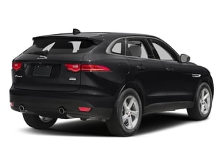 Ebony 2017 Jaguar F-PACE Pictures F-PACE 35t Premium AWD photos rear view